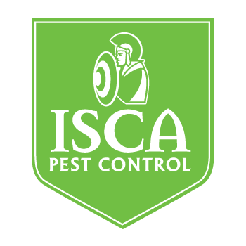 Isca Pest Control covering Exeter & Devon logo