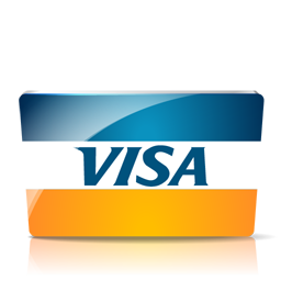 Isca Pest Control accept Visa credit card payment