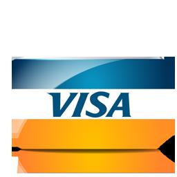 Isca Pest Control accept Visa credit card payment