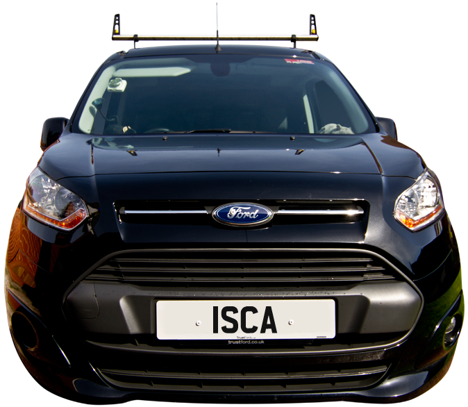 Isca Pest Control discreet van and service in Exeter & Devon