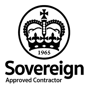 Isca Pest Control woodworm treatment Exeter sovereign approved logo black
