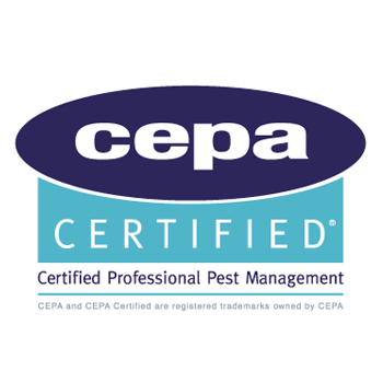isca pest control exeter is a cepa certified professional pest management member